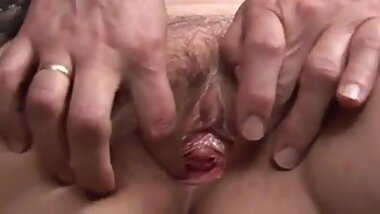 Two British Grannies Masturbating