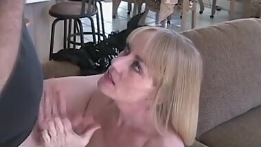 Granny Likes Big Hard Cock To Suck