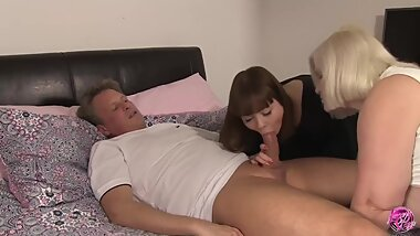 LACEYSTARR - Horny Husband and the Cleaner (Cherry English)