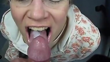 granny cum in mouth eater compilation
