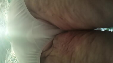 Upskirt for BBW GRANNY LOVERS!