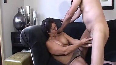 Horny Grannies Love To Fuck 4