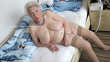 OmaGeiL Amateur Matures and Grannies Compilation